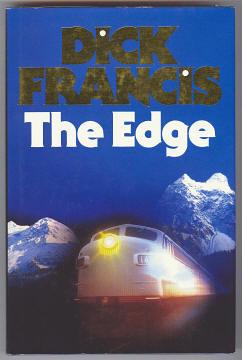 FRANCIS, DICK, - THE EDGE.