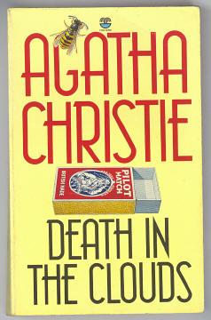 CHRISTIE, AGATHA, - DEATH IN THE CLOUDS.