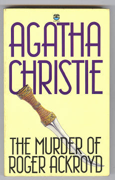 The Murder of Roger Ackroyd by Agatha Christie - Agatha Christie