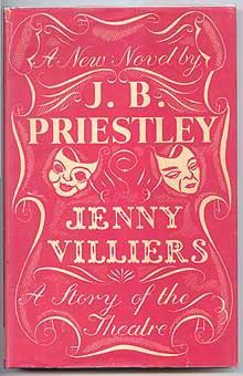PRIESTLEY, J. B., - JENNY VILLIERS.