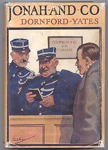 YATES, DORNFORD, - JONAH AND CO..