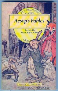 AESOP (ILL. ARTHUR RACKHAM), - AESOP'S FABLES (trans. V. S. Vernon Jones, intro. G. K. Chesterton),.