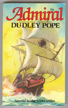 POPE, DUDLEY, - ADMIRAL.
