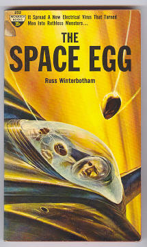 WINTERBOTHAM, RUSS, - THE SPACE EGG.
