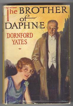 YATES, DORNFORD, - THE BROTHER OF DAPHNE.