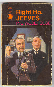 WODEHOUSE, P. G., - RIGHT HO, JEEVES.