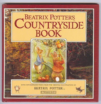 POTTER, BEATRIX, - BEATRIX POTTER'S COUNTRYSIDE BOOK.