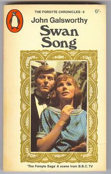 GALSWORTHY, JOHN, - SWAN SONG.