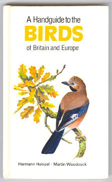 WOODCOCK, MARTIN, - A HANDGUIDE TO THE BIRDS OF BRITAIN AND EUROPE.