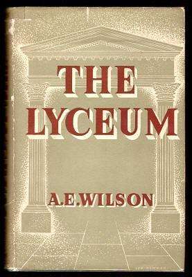 WILSON, A. E., - THE LYCEUM.