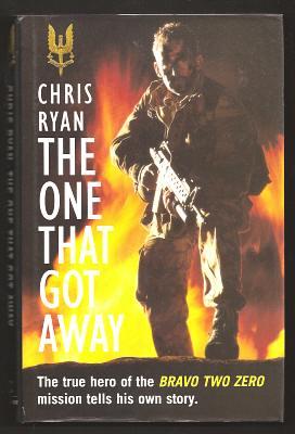 RYAN, CHRIS, MM, - THE ONE THAT GOT AWAY.