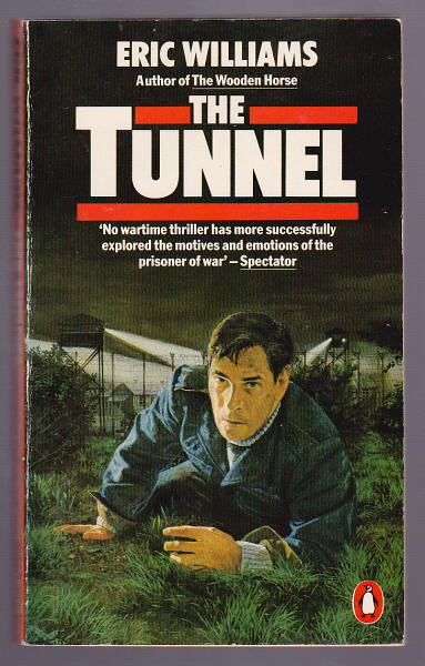 WILLIAMS, ERIC, - THE TUNNEL.