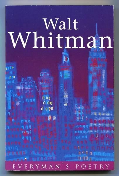 WHITMAN, WALT ( ED. AND INTRO. BY ELLMA CRASNOW), - WALT WHITMAN.