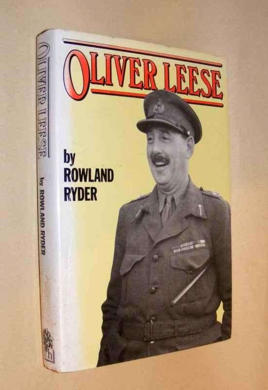 RYDER, ROWLAND, - OLIVER LEESE.