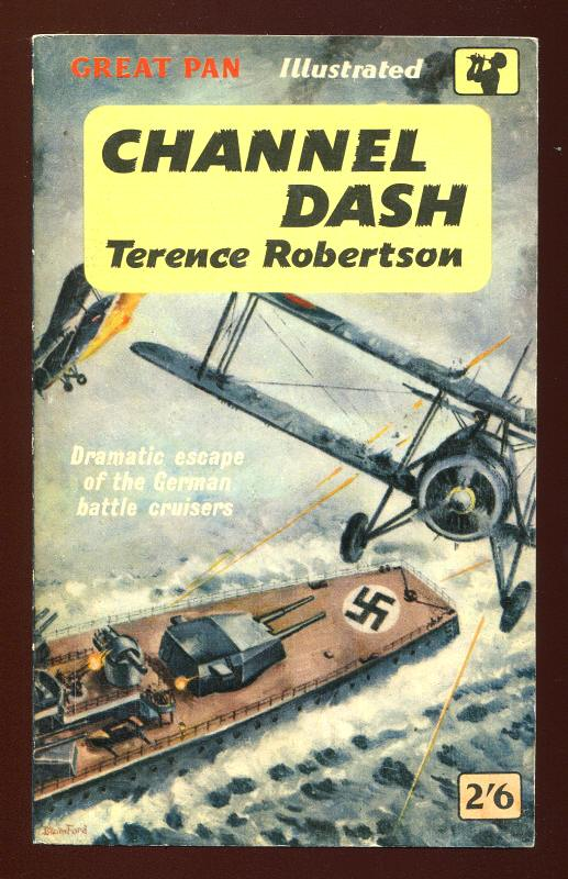 ROBERTSON, TERENCE, - CHANNEL DASH.