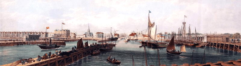 Lowestoft lithograph